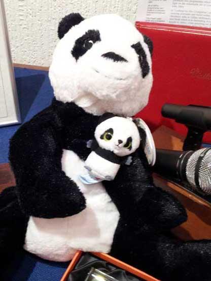 panda&cub2