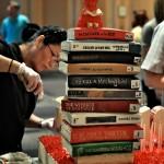books_cake