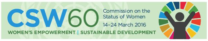 UNWomenCommission2016