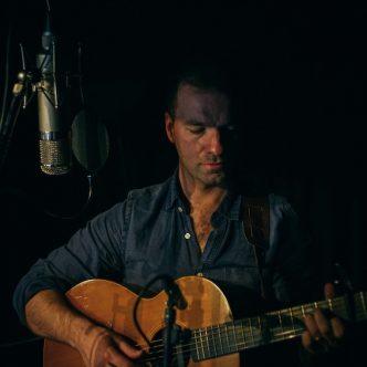 Micah J Vincent. Photo by Callum Bateman