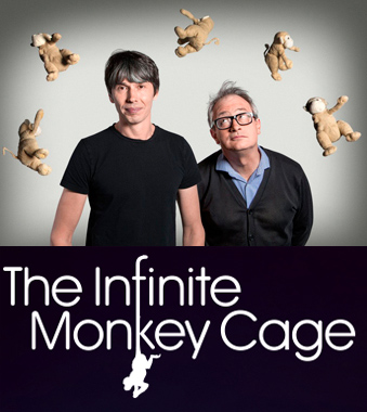 Media Review – The Infinite Monkey Cage – smallVOICE