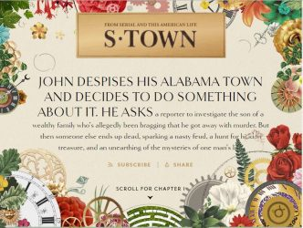 Web Page of STown Podcast